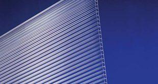 Polycarbonat Universal Stegplatten fuer Gewaechshaeuser klar 1200 x 800 x 310x165 - Polycarbonat Universal Stegplatten für Gewächshäuser klar 1200 x 800 x 4,5 mm